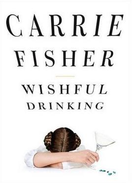 book cover: Wishful Drinking