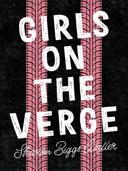 book cover: Girls on the Verge