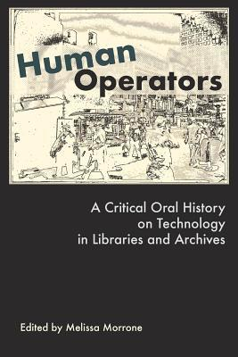 book cover: human operators