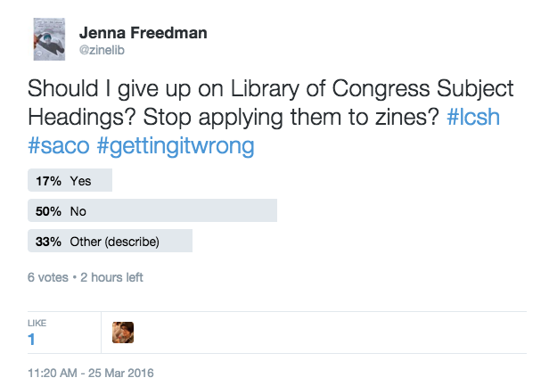 "screenshot of ""scientific survey"" tweet calling for opinions on the Illegal aliens subject heading"