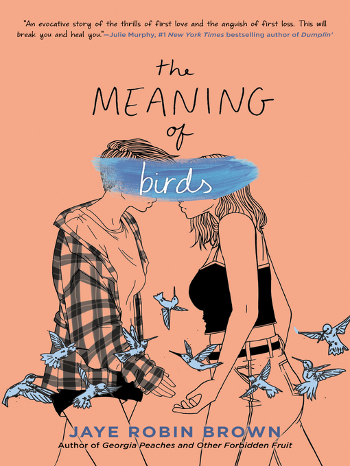 book cover: The Meaning of Birds