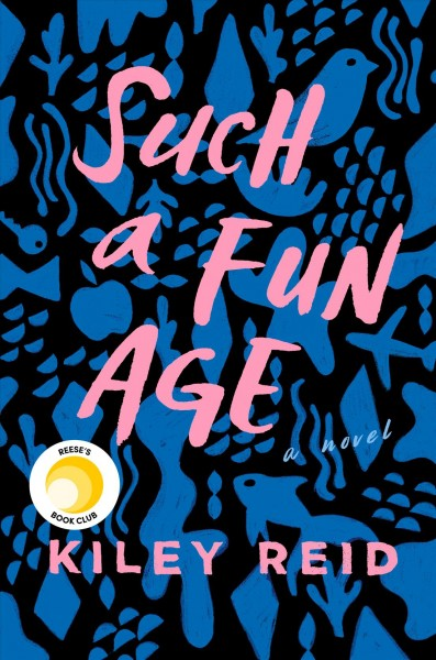 book cover: Such a Fun Age