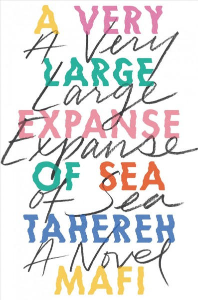 book cover: A Very Large Expanse of Sea