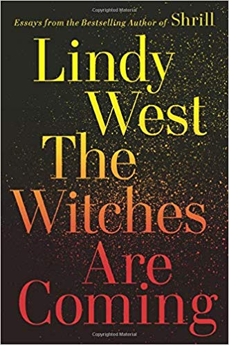 book cover: The Witches Are Coming